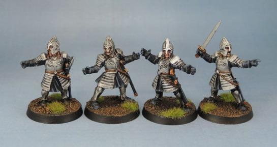 Citadel Gondor Battlecry Trebuchet Crew
