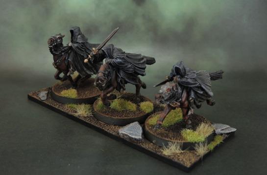 Dark Riders, Black Riders, Citadel Nazgul, Nazgûl