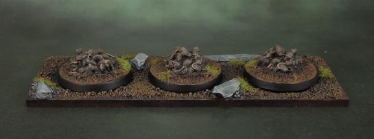 77129: Vermin: Rat Swarm