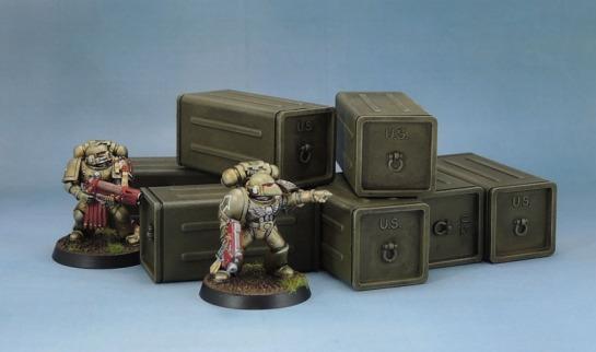 Minotaurs Space Marines