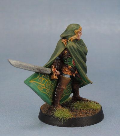 Aenur, Sword of Twilight - The Mordheim Elf