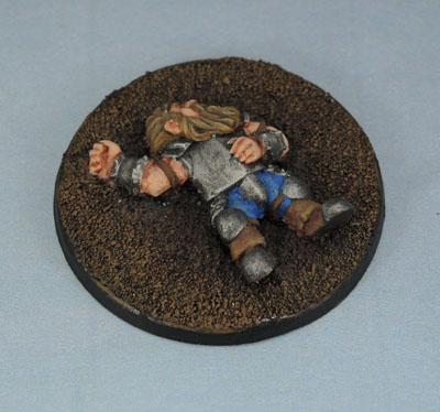 Stonehaven Unconscious Dwarf.
