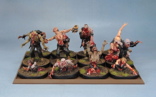 Mantic Games Zombies Kings of War Regiment