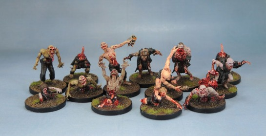 Mantic Games Zombies
