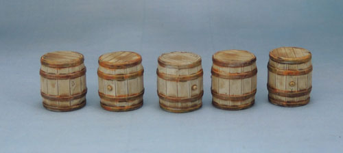 Monolith Games Conan board game 3D Scenery Adventure Pack Barrels