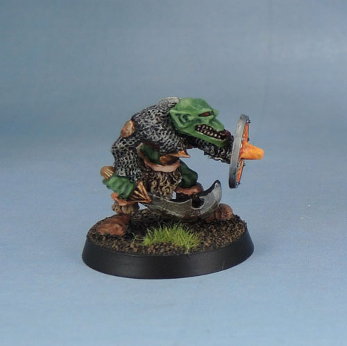 "ORC1 Oldhammer Warrior Orc ""Slyss"""