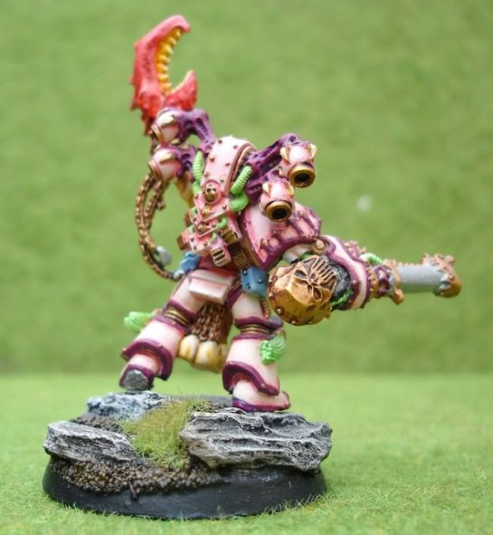 Noise Marine Emperor's Children Champion