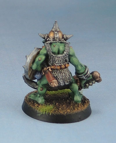 Kev Adams' Heartbreaker Orc with Scimitar, RPE 2004