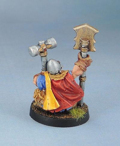 Citadel Dwarf Rune Priest, 1999, Colin Dixon