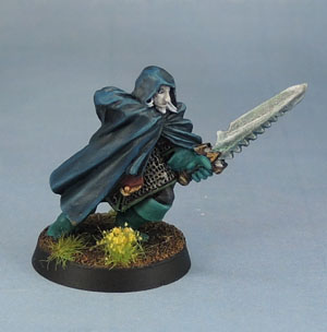 4th Edition WHFB Dark Elf Assassin, 1995