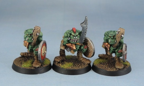 Oldhammer Orc Champions,1988, Kev Adams