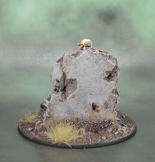 Warhammer 40k Booby Traps, servo-skulls
