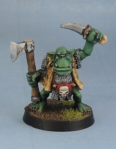 4th Edition Kev Adams Oldhammer Orc