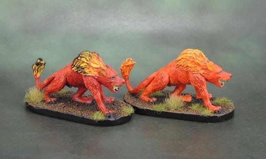 Descent 1.0 Hellhounds