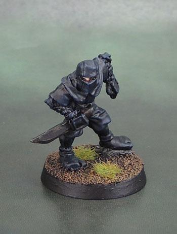 TL9 Talisman Adventure Ninja (Feb '97) Oldhammer