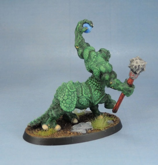 Oldhammer Zoat Mage