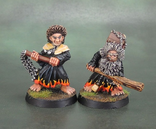 Oldhammer Empire Flagellants as Adeptus Ministorum Priests, Marauder MM65 Empire Flagellants
