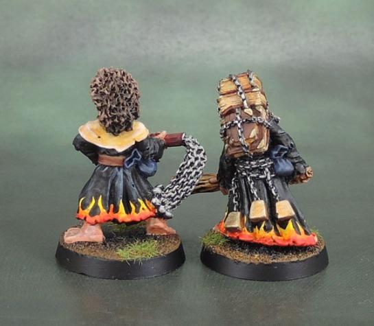 Oldhammer Empire Flagellants as Adeptus Ministorum Priests, Marauder MM65 Empire Flagellants