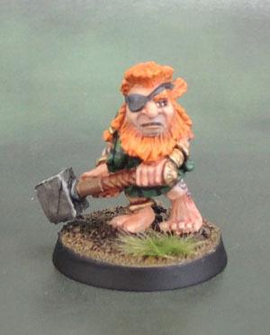 Marauder Miniatures MM16 Slayer, Oldhammer