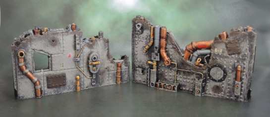Armorcast High-Tech Walls