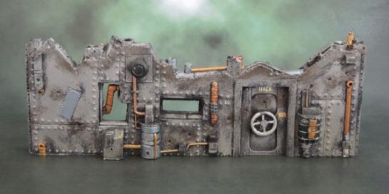 Armorcast High-Tech Walls
