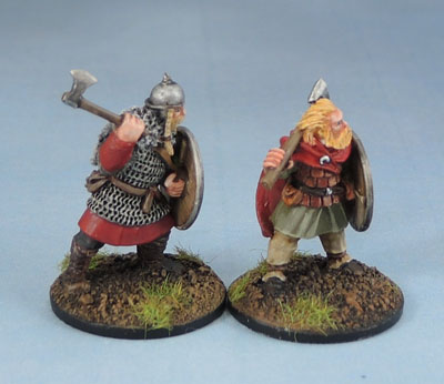 28mm Viking Miniatures, SAGA