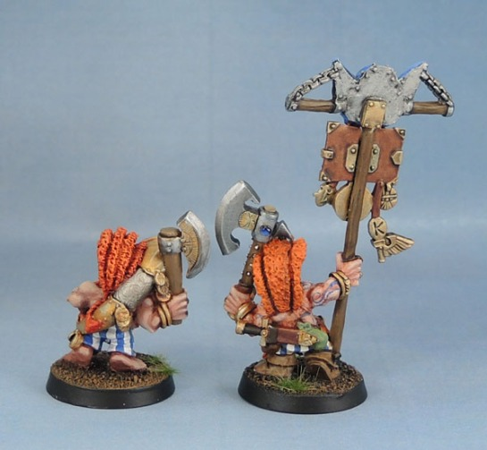 Citadel Dwarf Slayer Command, 1998