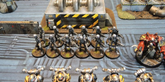 Legions of Steel Nightmares, Iron Warriors Cultists