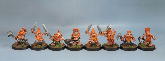 Marauder Miniatures MM16 Dwarf Slayers, Oldhammer