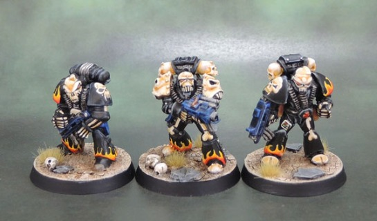 Legion of the Damned, Rogue Trader, Oldhammer