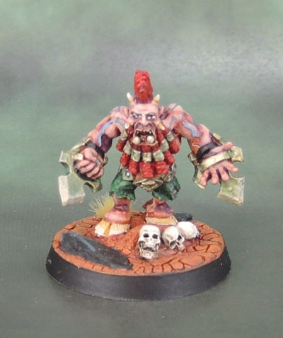 Russian Alternative - The Berserker Dwarf of Fire Canyon #1