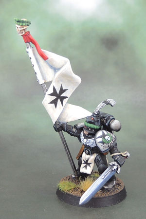 Black Templars Space Marines