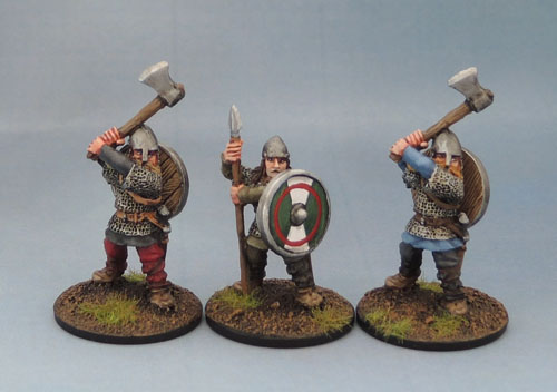 Wargames Foundry Vikings, Michael and Alan Perry Vikings, Citadel F8 Vikings