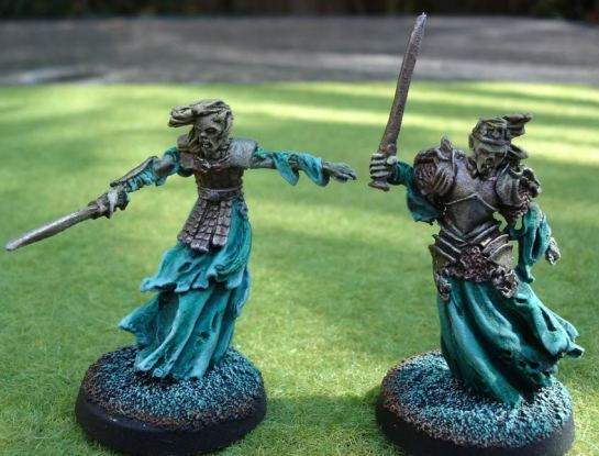 Citadel Miniatures Lord of the Rings SBG Barrow-Wights