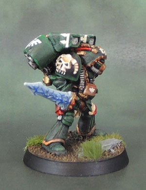 Dark Angels Librarian, Rogue Trader, Warhammer 40k