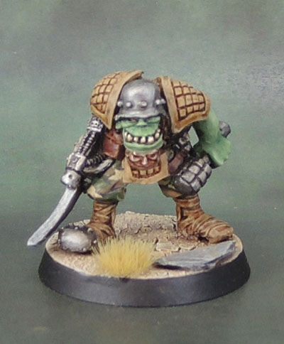 Rogue Trader-era Kev Adams Space Ork (440206 - Oct 1988)