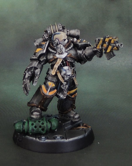 Nârik Dreygur, Narik Dreygur, Iron Warriors