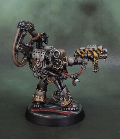 Iron Warriors Warsmith (2001), Chaos Space Marine Lord, Warpsmith