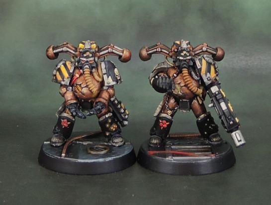 Iron Warrior Plague Marines (1995)