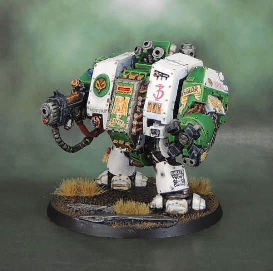 Mentor Legion Dreadnought, Mentors