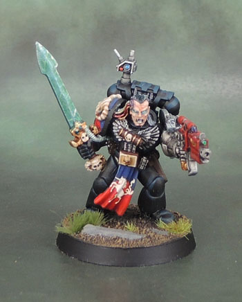 Deathwatch Space Marine Librarian