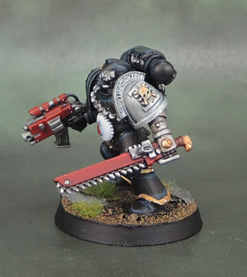 Deathwatch Space Marine, Flesh Tearer