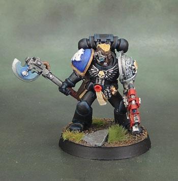 Deathwatch Space Marine, Celestial Lions