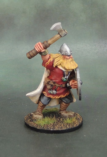 Wargames Foundry VIK056 - Svavas Warrior Heroes Dvalin Hardaxe