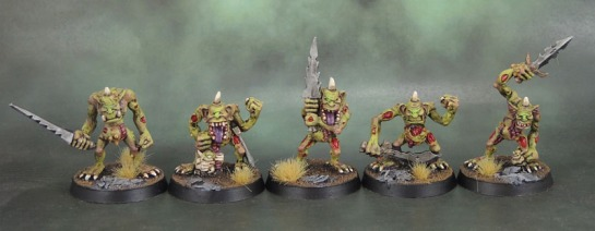 Realm of Chaos Lost and the Damned Original Oldhammer Plaguebearers Kev Adams