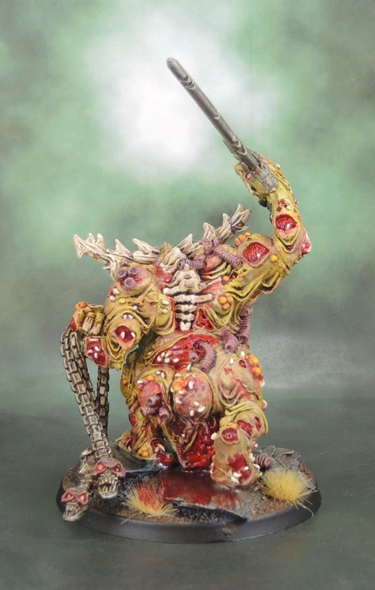Trish Morrison's Great Unclean One of Nurgle (1996-8)