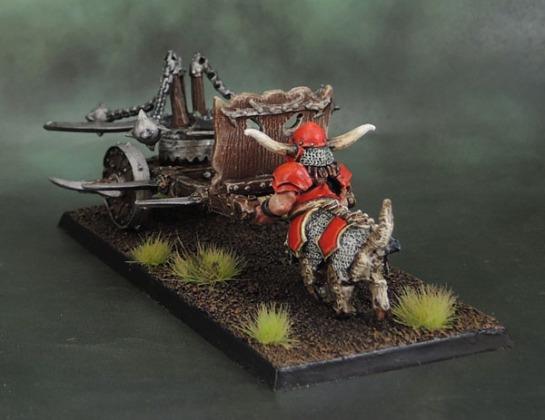 Chaos Dwarf Boar Centaur War Machine Whirlwind Oldhammer