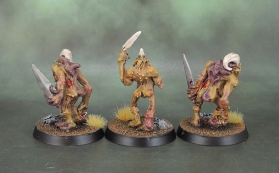 3rd Wave Warhammer Plaguebearers of Nurgle 2001, Aly Morrison