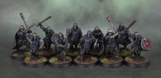 Mordor Black Uruk-Hai - Lord of the Rings: SBG