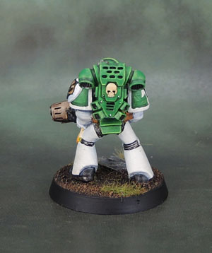 Mentor Legion Tactical Space Marine Plasma Gunner Mentors